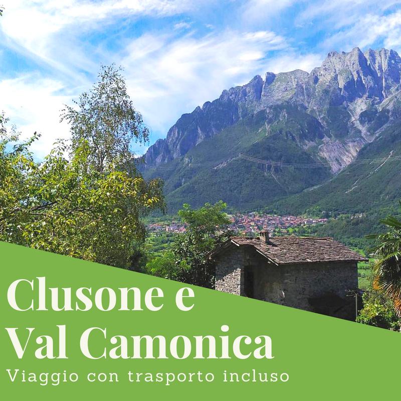 Clusone e Val Camonica