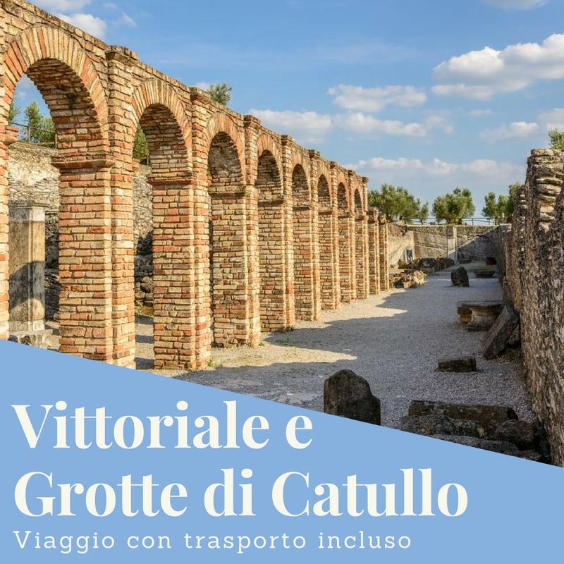 Vittoriale e Grotte di Catullo